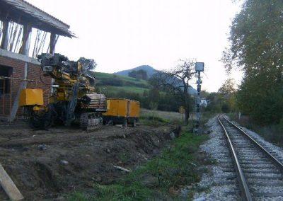 Prospección para instalación de energía renovable geotérmica