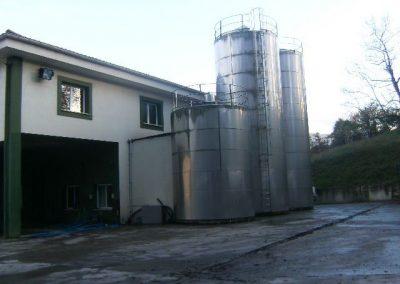 Expediente de actividad para industria agroalimentaria Bizkaia Esnea Soc. Koop.
