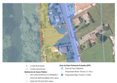 Informe de Inundabilidad de parcela para construcción de vivienda